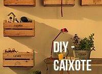 DIY - caixote