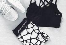 Training outfits / #sportoutfits