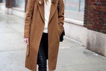 │W I N T E R  C O A T S│ / All we need to complete a look is a coat.