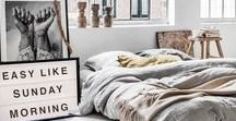 │W H E R E  I  S L E E P│ / Bedroom inspo