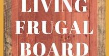 """Living Frugal / ***FRUGAL LIVING***  Save money. Make money. DIY. :-)  PIN SUBJECTS MAY INCLUDE ALL IDEAS RELATED TO FRUGAL LIVING.   This can include ways to save money, make money, and """"DIY"""" Projects.  *Please follow me, and leave a message on the following pin if you'd like to be considered as a collaborator for this board : https://www.pinterest.com/pin/597712181765804280/  Please be mindful of repeats.  No spam or innapropriate content allowed. Thank you. :-)"""