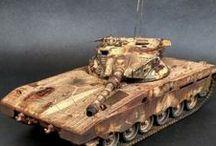 Modele MałegoModelarza / Modelarstwo - broń pancerna