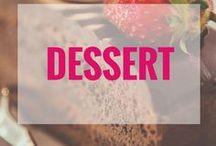 Dessert / Sweet treats. Dessert recipes.