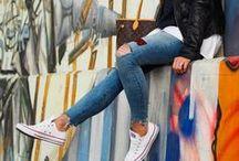 Converse Love / Converse kombinieren, Love, Converse, Schuhe,