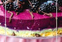 Einfache Rezepte - Dessert / Dessert, Kuchen, Backen, Rezept, Kochen, Süsses, Nachspeise, Tore, Cake,  http://lakatyfox.com/category/cook-taste/