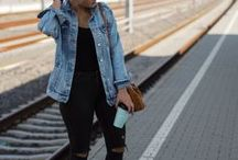 Jeansjacken Love / Jeansjacken gehen immer - finde hier die schönten Styles! Jeansjacken Trend, Jeansjacken Style, Fashion, Fashionblogger
