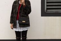 Streetstyle Herbst/Winter / Streetstyle für den Herbst, Winter, Fashion, Mode, Inspiration, Outfit, Casual,