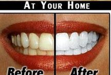Tips For Healthy And White Teeth / Tips, products and home remedies for keeping your teeth white, clean and healthy. We'll discuss how to care for your dental health and how to whitening your teeth.