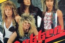 Dokken / Rockin' with Dokken, featuring one of my favorite guitarists of all time, Mr. Scary himself, George Lynch !!!
