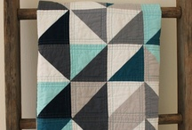 Quilts / Quilts, Quilting, Fabric / by Melanie