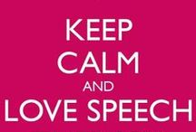 Speech / by Katie
