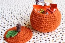Halloween DIY, Amigurumi, food, crafts / by Robin