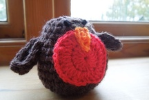 Amigurumi / DIY Toys Crochet & Knitted / by Robin
