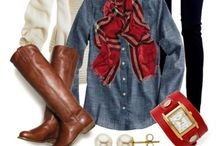 What to wear... / I would totally wear these outfits! :) They inspire me!!!  / by Kristen Davis