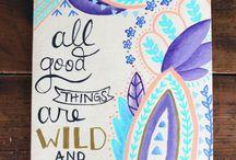 Inspiration / by Kristen Davis