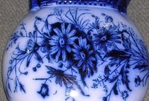 Blue and White China / by Amy Hendrix