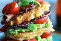 BLD / Breakfast lunch and dinner recipes