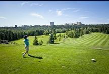 Edmonton Recreation / Edmontonians love to play! On the sports field or the stage, the ice rink or the swimming pool, the dance floor or the games table, the residents of this city have a healthy appreciation for physical movement and fun.