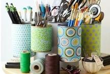 Organizing ~ Craft's