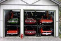 Organizing ~ Garage