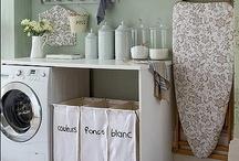 laundry's room.