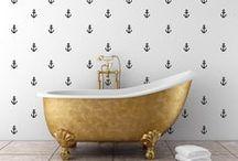 Bathrooms / bathroom, bathroom renovation / by Seven Cherubs