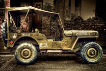 Jeeps Etc / Jeeps, Rovers and other 4x4 and off road stuff.  / by Derelict Garage