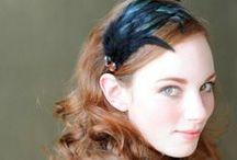 Fascinators and jaunty headgear / by Lola