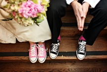 Wedding Attire / Clothes, Flowers, Jewelry, Rings, Shoes, Favors, Veils, Make-up, Hair, Dresses, Bridesmaids, Groomsmen, Bridal Party, Flower Girls, Ring Bearer, etc  / by Queen of the Furies