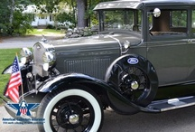 Classic Cars of the '30s and '40s