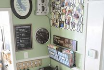 CRAFT ROOM IDEAS / by Beverly Jo Dawson