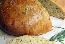 Bread / by Lindsey Guevara