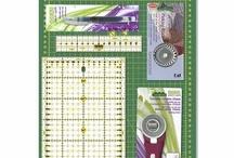 Accessories (Accesorios) / Todos los accesorios que pueda precisar para la creación de sus proyectos de patchwork, quilting, costura y manualidades.