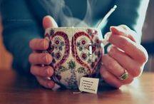 Tea Time. / by Allysa Kerscher