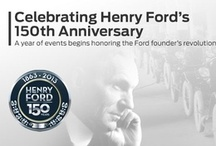 Celebrating Henry Ford's 150th  / American Collectors insures some beautiful classics, and each week we receive policyholder submissions to our Cool Ride of the Week contest—many of which are Fords. In celebration of the 150th anniversary of the Ford Motor Company founder's birthday, this board features these winning Fords from the past three years. (Insured by American Collectors? You can enter your ride in the weekly contest by sending us a photo at info@americancollectors.com.)