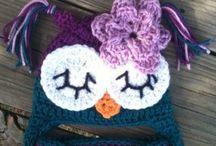 Crochet-aholic / by Kristen Davis
