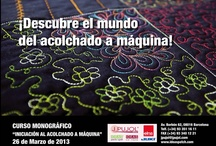Monographics (Monográficos) / by IDEAS Patch & Quilt