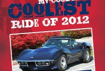 '68 'Vette: Coolest Ride of 2012 / Congratulations to our Coolest Ride of 2012 winner Alan Chambers of Newark, DE.  His sleek '68 Chevrolet Corvette Convertible has earned him ultimate bragging rights.  If you're an American Collectors policyholder and would like your ride to be a contender in next year's contest, just visit https://www.americancollectors.com/Collector-Chronicles/Contests-Forms/37/secure__true/ to submit your classic.