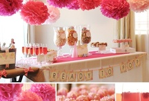 baby's coming :) / Just a few ideas.  Im a planner. / by Debbie Nuch
