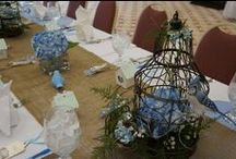 My Rustic Baby Shower / Rustic Baby Shower for a Baby Boy