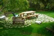 Garden Design Ideas / Ideas and inspiration for creating a welcoming, functional backyard and garden.