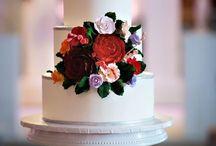 Cakes / Cake Flowers