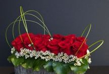 Valentine's Day - 2014 / All arrangements from the collection can be modified or upgraded • Colors and Flowers may be substituted based on availability • Delivery Not Included