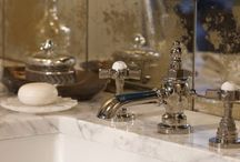DXV Bath Design by In Detail Interiors / My set from DXV photo shoot!