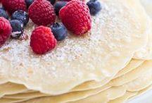 Breakfast / Breakfast ideas, tried and true breakfast recipes, easy breakfast recipes.