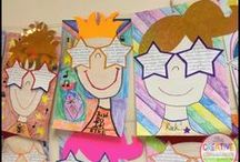 Creative 2nd Graders / by The Creative Classroom