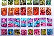 Inspirations - Polymer Clay / Great inspirational ideas