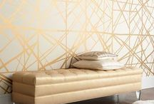 Accent walls / Funky or traditional accent walls