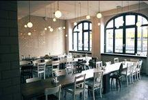 Restaurant room