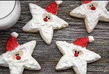 Festive Holiday Recipes / Treats and sweets to help add festive fun to the Christmas season!  From cookies to cakes to brownies and pies and beverages, find recipes and inspiration to delight your family and friends.